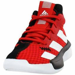 adidas Pro Next 2019   Basketball  Shoes - Red - Boys