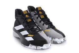 adidas Pro Next 2019 Kids Youth Basketball Shoes Black Sport