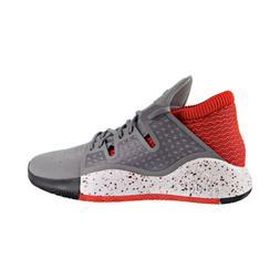 Adidas Pro Vision Men's Basketball Shoes Grey Three-Collegia