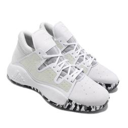adidas Pro Vision White Men's Basketball Shoes Sneakers EF04