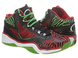 Reebok Q96 Crossexamine Mens Style: M41879-BLK/RED/GRN/WHT S