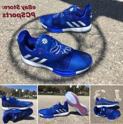 RARE Men's Adidas James Harden Vol 3 Basketball Shoes D97180