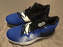 RARE Mens Nike Kyrie Flytrap Basketball shoes AA7071-400 Blu