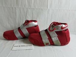 Rare Nike Zoom Lebron 20-5-5 Ohio State Buckeyes Basketball