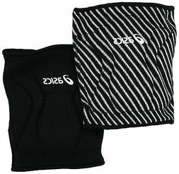ASICS Replay Reversible Knee Pad One Size Fits All Black/Whi