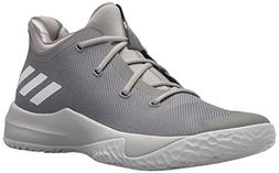 adidas Performance Men's Rise up 2 Basketball Shoe, Grey Thr