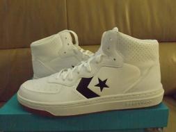 Converse Rival Mid Basketball Men's Size 13 Shoes White/Blac