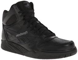 Reebok Men's Royal Bb4500 Hi Fashion Sneaker, Black/Shark, 1