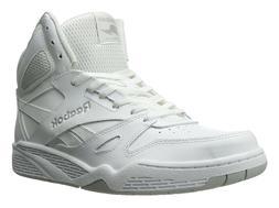 Reebok Royal BB4500 Hi White Steel Mens Basketball Tennis Sh