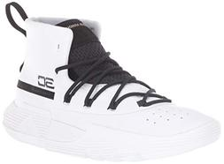 Under Armour Men's SC 3ZER0 II Basketball Shoe, White /Black