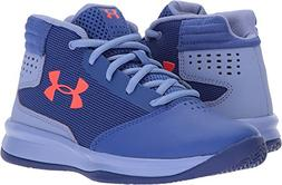 Under Armour Girls' Pre School Jet 2017 Basketball Shoe, Jup