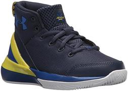 Under Armour Boys' Pre School X Level Ninja Basketball Shoe