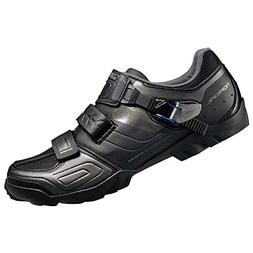 Shimano SH-M089 Cycling Shoe - Men's Black, 47.0