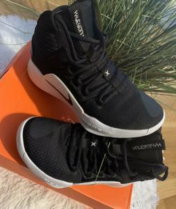 Nike Size 6 Men's Hyperdunk X TB Mid Basketball Shoes Blac