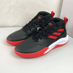 Size 8.5 WIDE Men's adidas OwnTheGame Basketball Shoes EF074