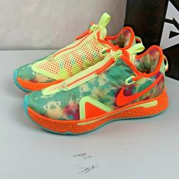 Size 9 Men's Nike PG 4 Gatorade GX Basketball Shoes CD5078-7