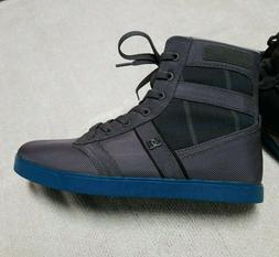 DC Shoes Slate Gray Hi Top Basketball Admiral TXSE  Men US