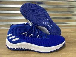 Adidas SM Dame 4 Basketball Shoes Damian Lillard Royal Blue