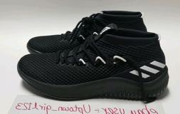 Adidas SM Dame 4 NBA Lillard Basketball Shoes Black/White B7