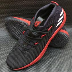 Adidas SM Dame 4 NCAA Basketball Shoes AC7291 Size 17 Black