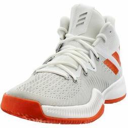 adidas SM Mad Bounce NBA/NCAA WH Basketball Shoes - White -