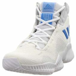 adidas SM Pro Bounce 2018 Team Whi  Casual Basketball  Shoes