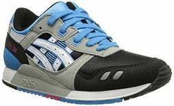 Boy's ASICS 'GEL-Lyte III' Sneaker, Size 7 M - Black