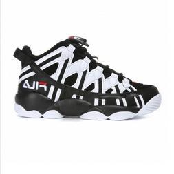 FILA SPAGHETTI 95 Men's Basketball Sneakers Shoes - White/Bl