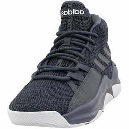 adidas Streetfire  Casual Basketball  Shoes - Black - Mens