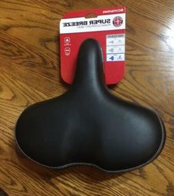 Schwinn Super Wide Breeze Saddle