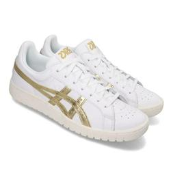 Asics Tiger Gel-PTG White Gold Men Women Unisex Casual Shoe