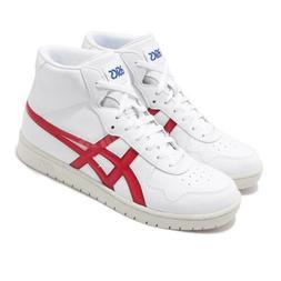 Asics Tiger Japan L White Classic Red Mens Retro Basketball
