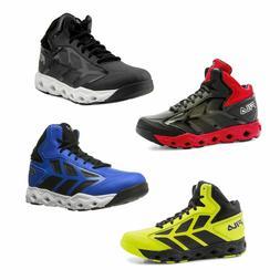 Fila Torrando Mens High Top Athletic Basketball Sneakers Sho
