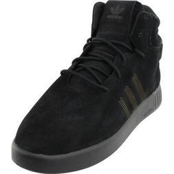 adidas Tubular Invader Basketball Shoes - Black - Mens