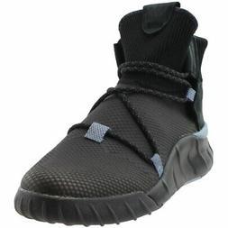 adidas Tubular X 2.0 Primeknit Basketball Shoes - Black - Me