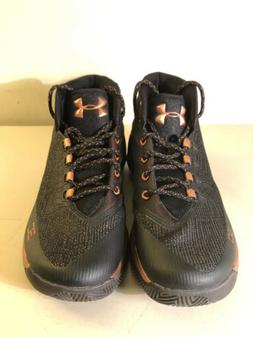 Under Armour UA Curry 3 ASW Brass Copper Basketball Shoes 12