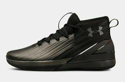 Under Armour UA Lockdown 3 Basketball  Athletic Mens Sneaker