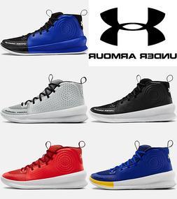 Under Armour UA Men's Jet Basketball Athletic Training Shoes