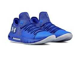 Under Armour HOVR Havoc Low Men's Basketball Shoes - Royal/W