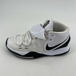 Nike Unisex Kyrie 6 Basketball Shoes White Black BQ4630 100