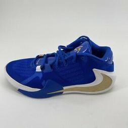 Nike Unisex Zoom Freak 1 Basketball Shoes Blue White BQ5422-