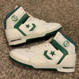 Vintage 80s Converse NBA Basketball Boston Celtics High Top