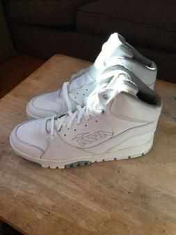 Vintage AVIA 828 Men's Basketball Shoes Size 12 White/Ligh
