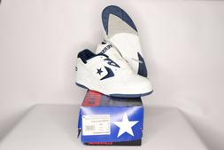 NOS Vintage 90s Converse Cons 500 Leather Basketball Sneaker