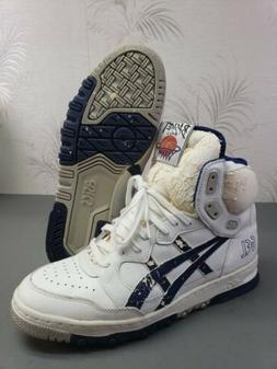 VTG ASICS GEL AL-48 Mens sz 12.5 Basketball Shoes For Restor