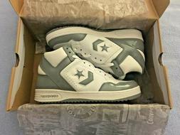 CONVERSE WEAPON HI White/Dark Grey Mens Basketball Shoes Siz