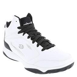 Champion White Black Men's Contender Basketball Shoe 11.5 Re