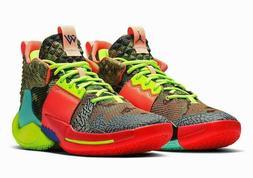 Jordan Why Not Zero.2 SP All Star Mens Basketball Shoes Camo
