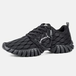 ALEADER Women's Lightweight Mesh Sport Running Shoes Carbon