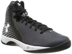 Under Armour Women's Micro G Torch Basketball Shoes, Black/W
